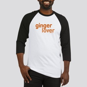 Ginger Lover Baseball Jersey