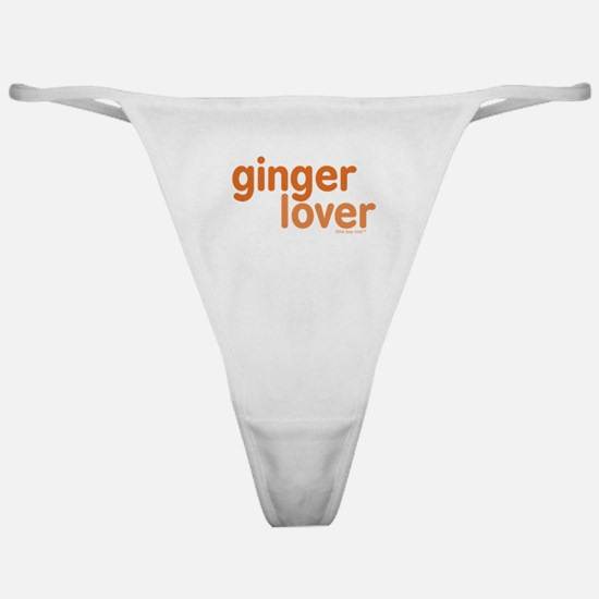 Ginger Lover Classic Thong