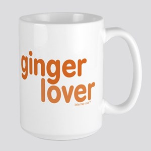 Ginger Lover Large Mug