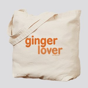 Ginger Lover Tote Bag
