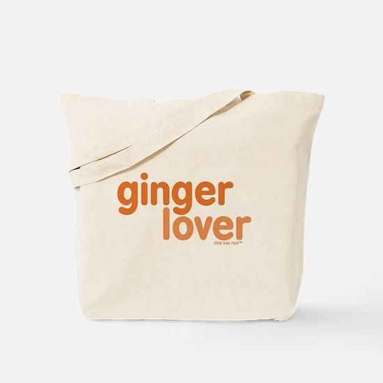 Ginger Lover Tote Bag
