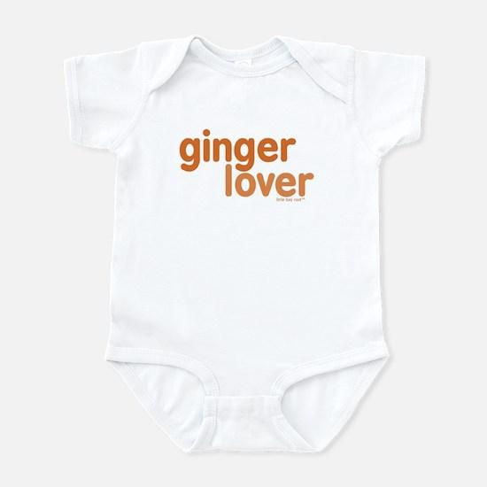 Ginger Lover Infant Bodysuit