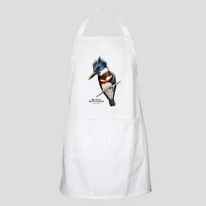 Belted Kingfisher Apron
