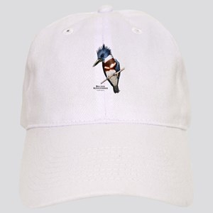 Belted Kingfisher Cap