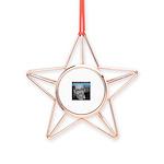 Lionel Nation Copper Star Ornament