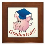 Graduated! Framed Tile