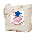 Graduated! Tote Bag