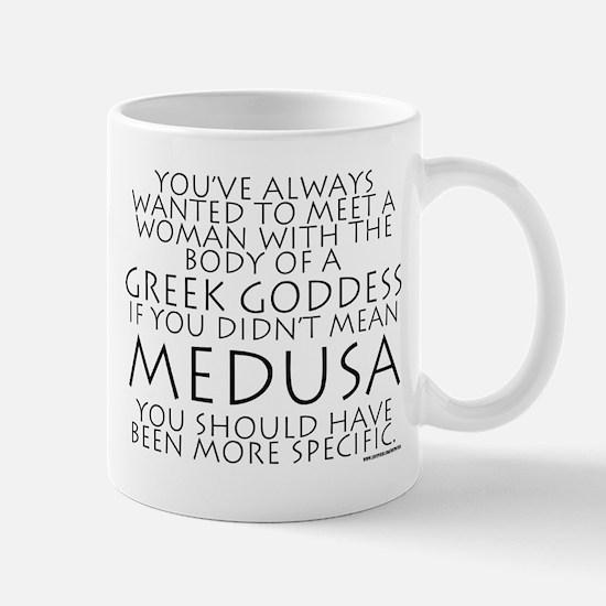 Medusa Mug