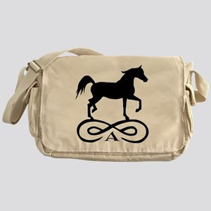 Infinity Arabian Horse Messenger Bag