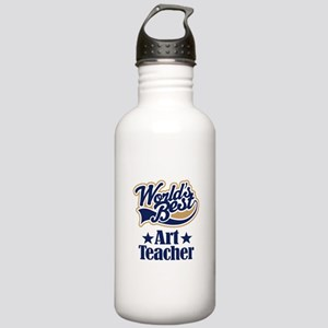 Art Teacher Gift Stainless Water Bottle 1.0L