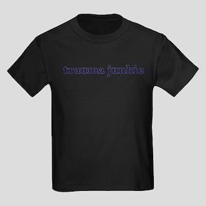 Trauma Junkie Kids Dark T-Shirt
