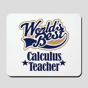 Calculus Teacher Gift Mousepad