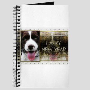 New Year - Golden Elegance - Springer Journal