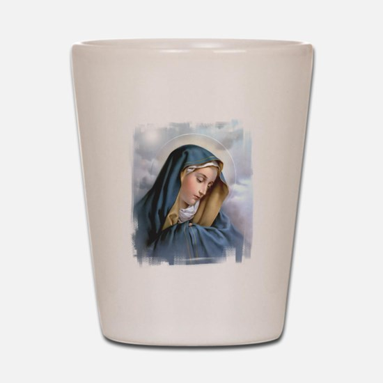 Our Lady of Sorrows Shot Glass