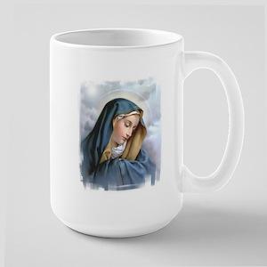 Our Lady of Sorrows Large Mug