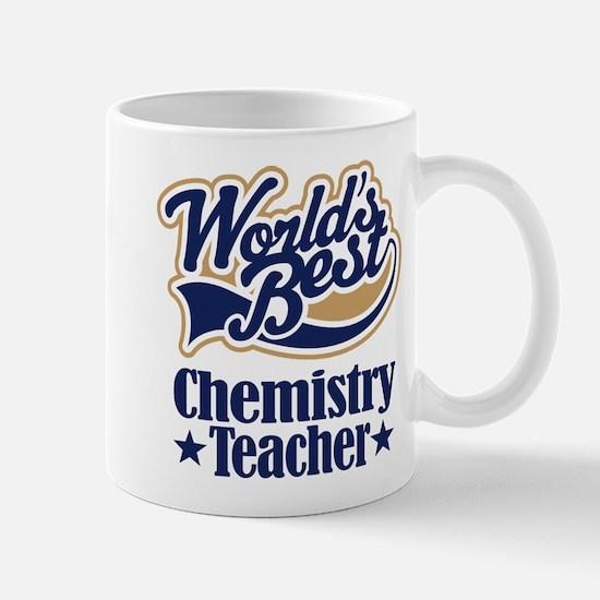 Chemistry Teacher Gift Mug