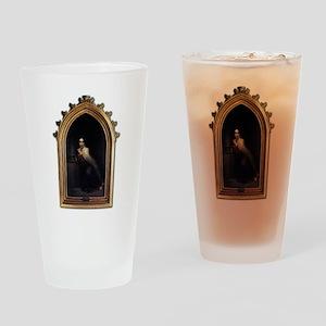 St Teresa of Avila Gothic Drinking Glass