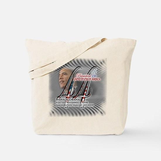 Cute Barack obama inauguration day Tote Bag