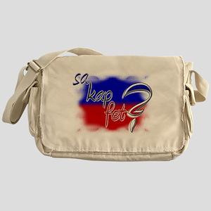 Sa Kap Fet? - Messenger Bag