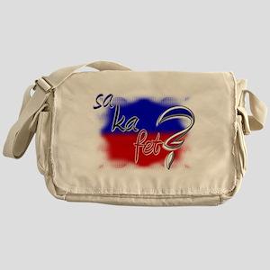 Sa Ka Fet? - Messenger Bag