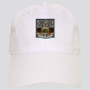 Army National Guard Skull and Cap