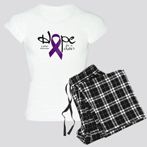 Hope - Lupus Women's Light Pajamas