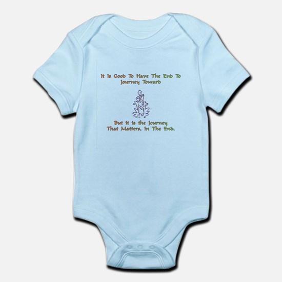 The Journey That Matters Gift Infant Bodysuit