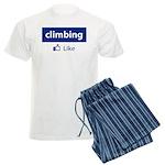 Like Climbing Men's Light Pajamas