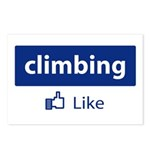 Like Climbing Postcards (Package of 8)