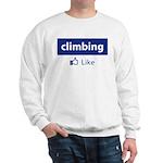 Like Climbing Sweatshirt