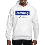 Like Climbing Hooded Sweatshirt