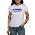 Like Climbing Women's T-Shirt