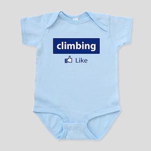 Like Climbing Infant Bodysuit