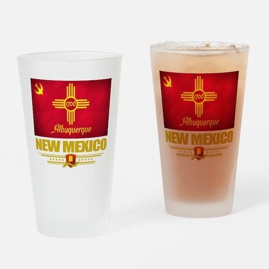 Albuquerque Pride Drinking Glass