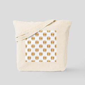 Guinea Pig Pattern Tote Bag