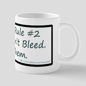 Writing Rule #2 Mug