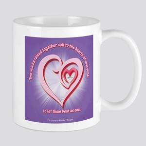 ACIM-Two Voices Mug