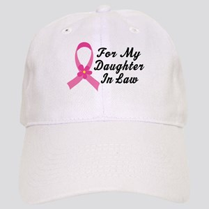 Pink Ribbon For Daughter-in-Law Cap