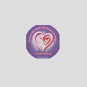 ACIM-Two Voices Mini Button