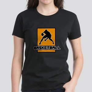 Play Basketball Women's Dark T-Shirt