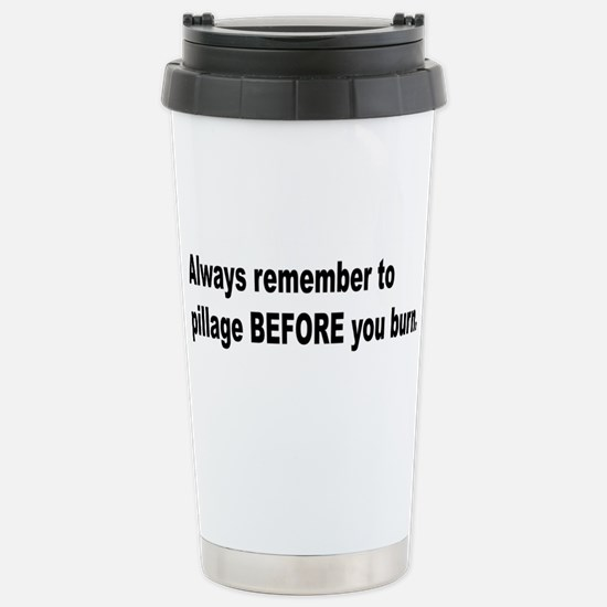Cute Army humor Travel Mug