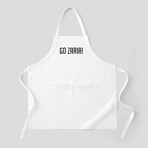 Go Zaria! BBQ Apron