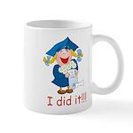 I Did It! (girl) Mug