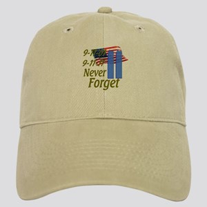 9-11 / Flag / Never Forget Cap