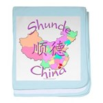 Shunde China baby blanket