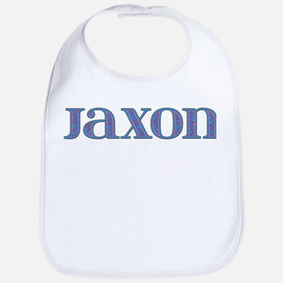 Jaxon Blue Glass Bib