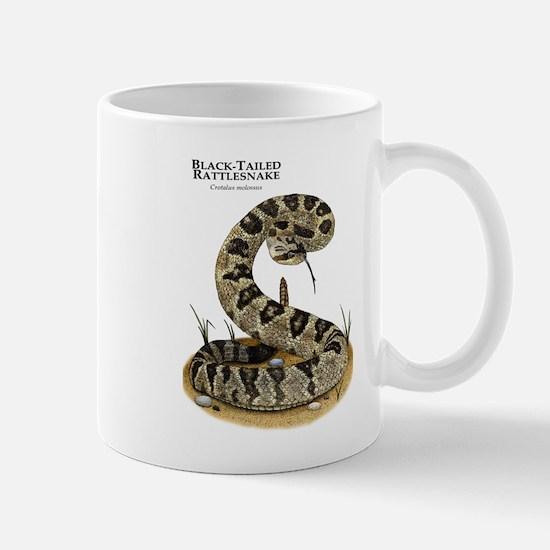 Black-Tailed Rattlesnake Mug