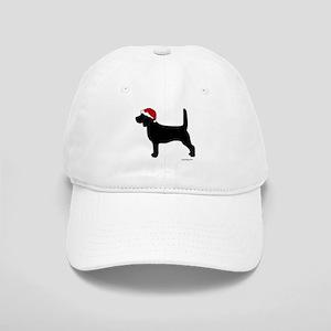 Beagle Santa Cap