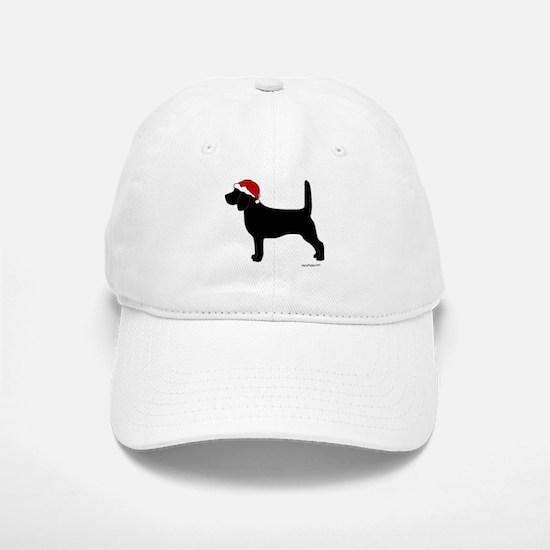 Beagle Santa Baseball Baseball Cap