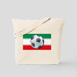 Iran Soccer Tote Bag